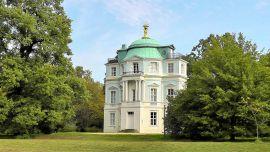 Belvedere in het Schlosspark Charlottenburg