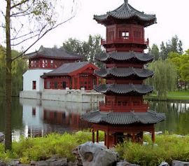 Chinesische Gaerten