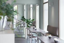 The Klub Kitchen