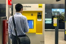 Kaartjesautomaat