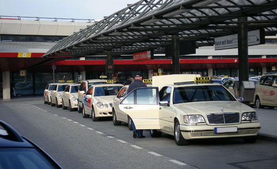 Berlijn_taxi-vliegveld
