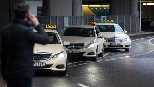 Berlijn_taxi-luchthaven