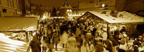 Weihnachtsmarkt Pankow