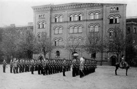 Preußischen Haupt-Kadettenanstalt 1900/1910