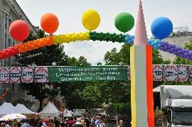 Lesbisch-schwule Stadtfest Berlin