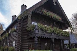 Blockhaus Nikolskoe
