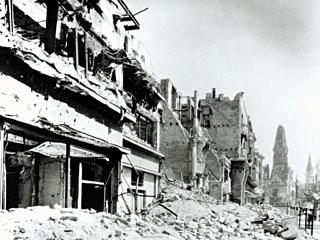 Kurfürstendamm, 1945